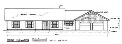 Basement Ranch House Plans by Simple Ranch House Floor Plans Simple Ranch House Plans