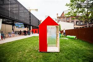 One Sqm House World39s Smallest House Is A Single Square
