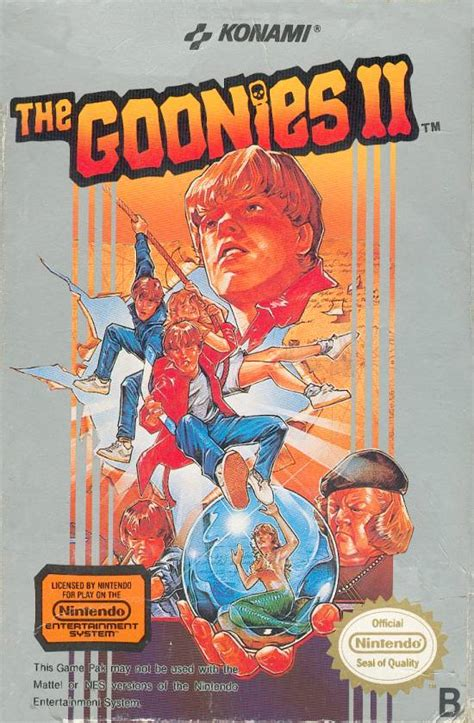 goonies ii game giant bomb