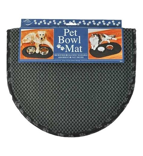 pet food mat pet food mat in pet food storage