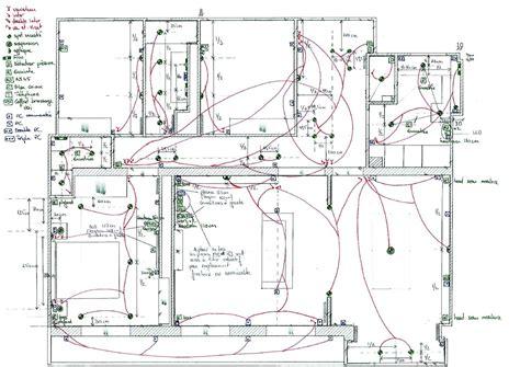 plan electrique chambre superbe logiciel plan electrique maison 4 notre plan