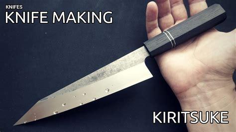 knife making kiritsuke japan kitchen knife youtube