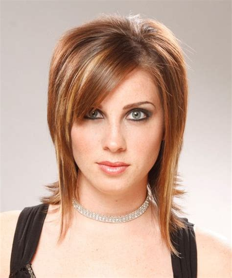 hairstyles  diamond face shapes