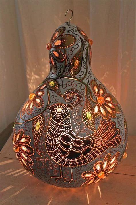 calabash lantern gourd lamp decorative gourds gourd art