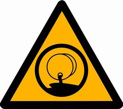 Drum Spill Oil Sign Warning Spk Safety