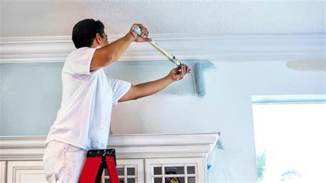 preparing walls  ceilings  painting