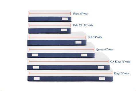 california king mattress dimensions mattress sizes explained helix sleep