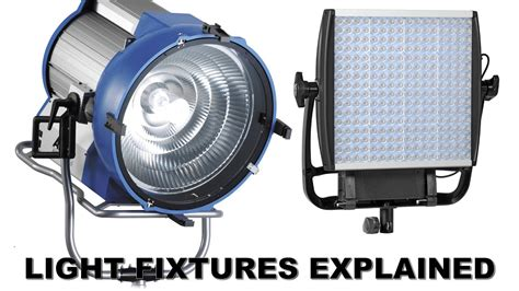 Different Types Of Lighting Fixtures And Why We Need Them