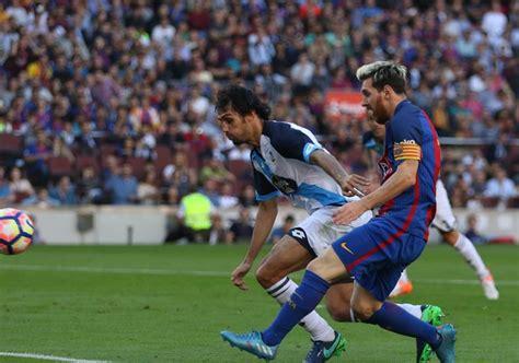 Deportivo La Coruna vs Barcelona (12 Mar 2017) 🔥 Video Highlights - FootyRoom