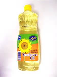 Pictures of Sunflower Oil