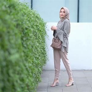 10 OOTD Hijab Kekinian untuk Kuliah Super Kasual u0026 Kece!