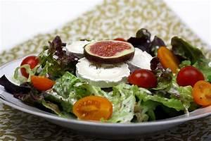 Salat Mit Ziegenkäse Und Honig : salat mit ziegenk se und feigen ~ Lizthompson.info Haus und Dekorationen