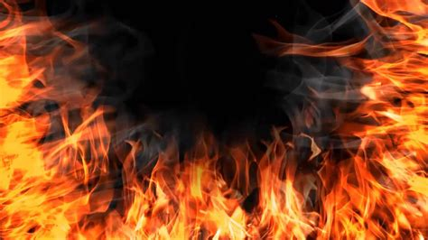Fire Background Video-full Hd Fire Animation!