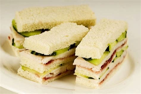 finger sandwiches tiny sandwiches stella s first birthday pinterest