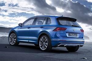 Volkswagen Tiguan 2016 : 2016 vw tiguan pictures auto express ~ Nature-et-papiers.com Idées de Décoration