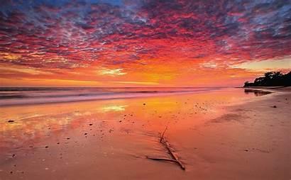 Tropical Landscape Beach Wallpapers Desktop Backgrounds Wallup