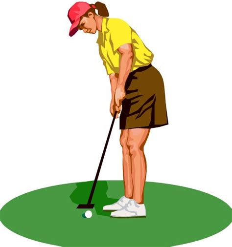 Golf Clip Golf Clipart Clipartion
