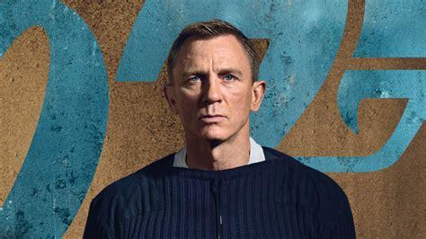 Wallpaper No Time to Die, Daniel Craig, 8K, Movies #22409