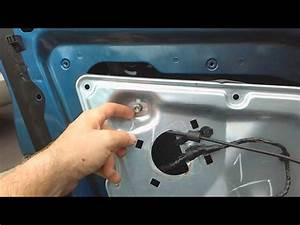 2010 Ford Fusion Power Window Regulator Repair