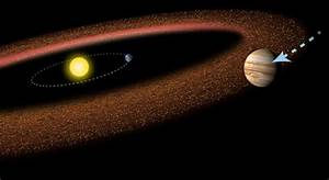 News | Asteroid Belts at Just the Right Place are Friendly ...