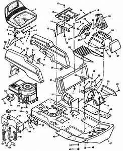 Craftsman Riding Mower Parts