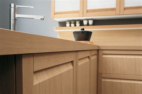 cuisine bois design cuisine bois massif design ged cucine
