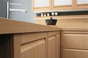 Cuisine Bois Massif : cuisine bois massif design ged cucine paris ~ Premium-room.com Idées de Décoration