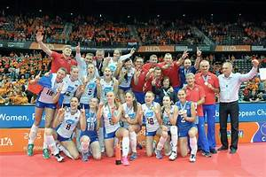 Russia retain Women's European Volleyball Championship ...