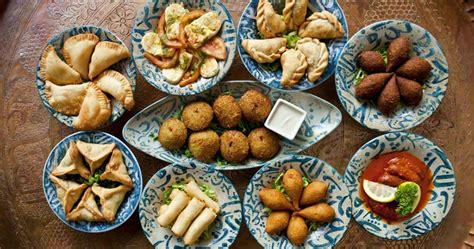 ramadan cuisine typical dishes during ramadan