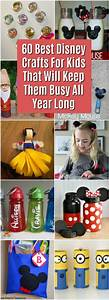 60 best disney crafts for that will keep them busy