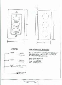 Lce-3 Three Button Station 001