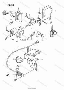 Suzuki Atv 1992 Oem Parts Diagram For Electrical