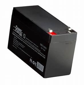Batterie 12 Volts : rechargeable battery 12 volt 8 amp hr sweeney feeders ~ Farleysfitness.com Idées de Décoration