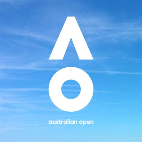 Brand New New Logo And Identity For Australian Open By