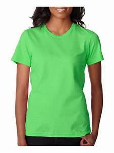 Neon T Shirts Bright colour neon t shirts