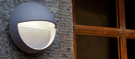 lutec radius exterior patio wall lights