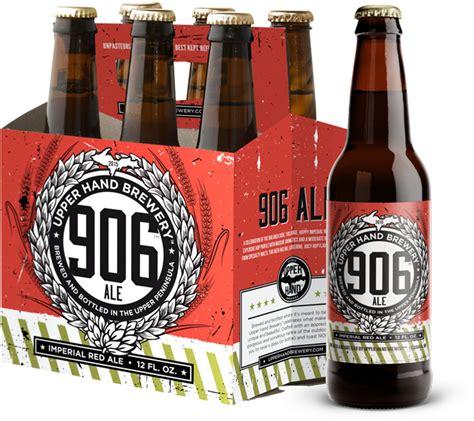 906 Ale Brewed In Celebration Of Michigan's Upper