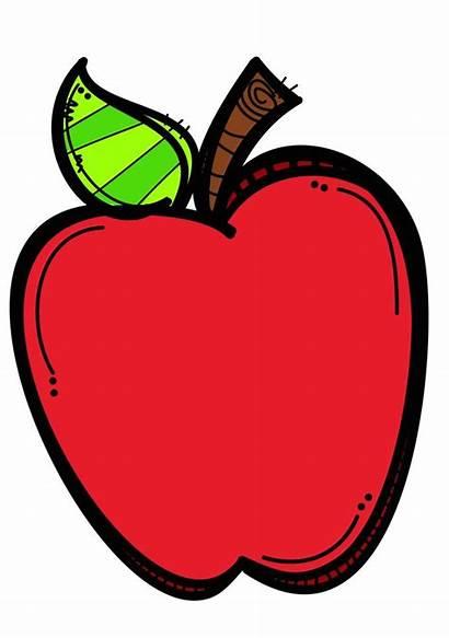 Clip Apples Preschool Dj Inkers Classroom