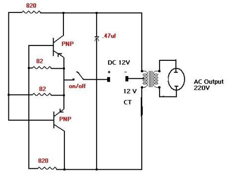Inverter Free Electronic Diagram Circuit