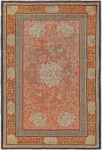 Vintage Silk Chinese Rug BB5626 by Doris Leslie Blau