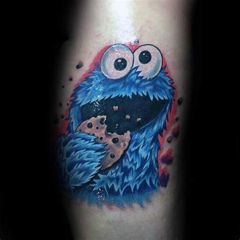 Surf Tattoo Designs cookie monster tattoo designs  men muppet ink ideas 480 x 480 · jpeg