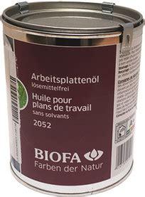 Arbeitsplattenöl Biofa 2052 Wwwopoch