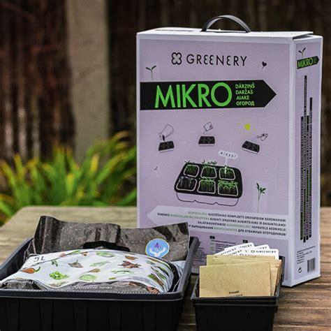 Mikrodārziņš - Jūsu priekam un veselībai! - Green PIK-LAT