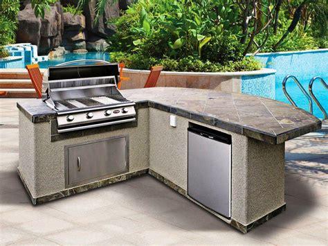 outdoor kitchen island with sink kitchen astonishing outdoor kitchen kits lowes lowes