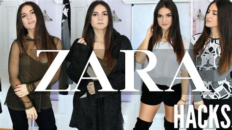 Zara Clothing Hacks You Need To Know!  How To Shop At