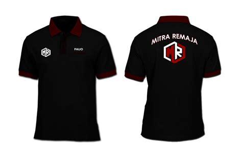 design baju karang taruna