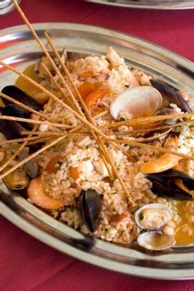 risotto portugais aux fruits de mer chatelaine