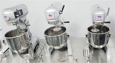 food dough mixer mixers electric baking cake stand bakery commercial equipment basket refrigeration