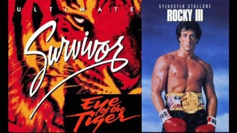 eye   tiger  rocky iii tops   pop charts