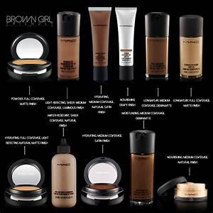 Brown Foundation Shade Chart Mac Cosmetics Foundation Shade Guide Via Bgfcommunity
